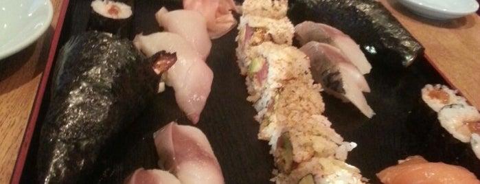 Shinano Sushi Bar and Japanese Cuisine is one of Cleveland.
