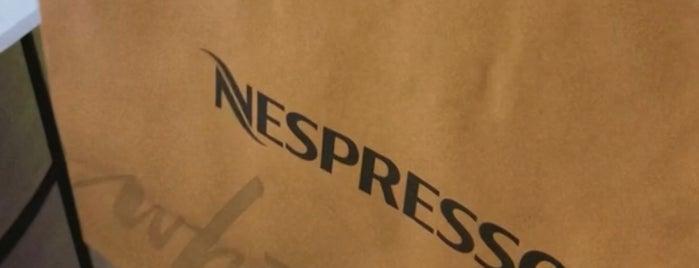 Nespresso is one of Alhatoon'un Beğendiği Mekanlar.