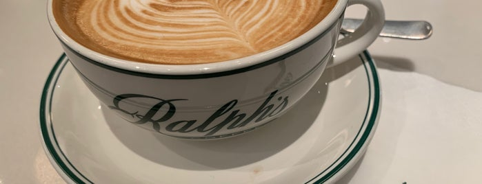 Ralph's Coffee is one of Honeymoon in Japan Recommendations.