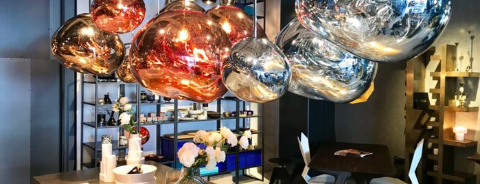TOM DIXON LONDON is one of Tokyo 🇯🇵.