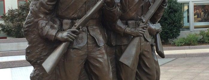 African American Civil War Museum is one of DC Metro.