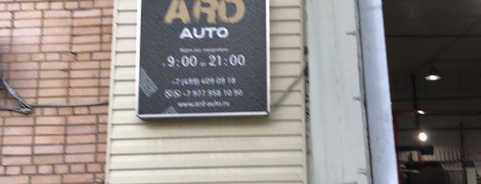 "ТехЦентр ""ARD-AUTO"" is one of Александр'ın Beğendiği Mekanlar."