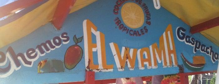 "Chemos ""El Wama"" is one of Gespeicherte Orte von Daniel."