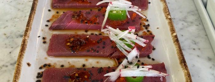 Sushi Factory is one of Guadalajara II.