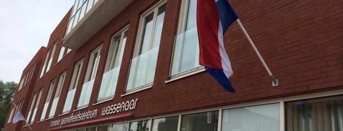 Gezondheidscentrum Wassenaar is one of The Hague.