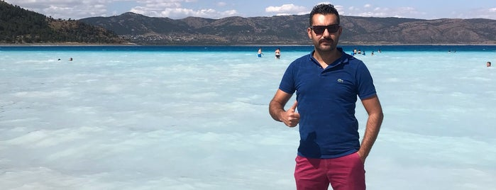 Saldivler Plajı is one of Gulden 님이 좋아한 장소.