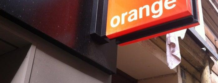 Boutique Orange is one of Monaco.