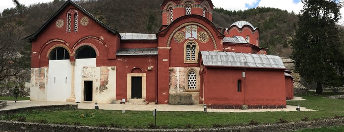 The orthodox patriarchate is one of Kosova.