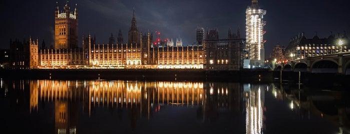 Вестминстер is one of Queen: сохраненные места.