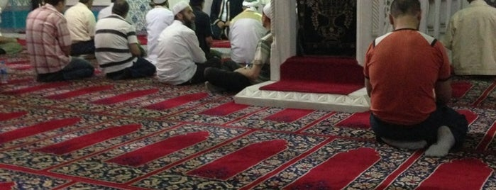 Haydarpaşa Camii is one of Anadolu | Spiritüel Merkezler.