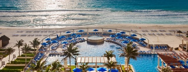 CasaMagna Marriott Cancun Resort is one of Lugares favoritos de Geraldine.