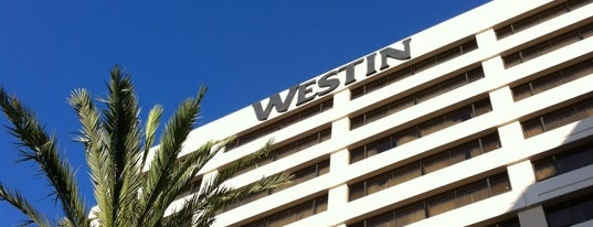 The Westin Los Angeles Airport is one of Los Angeles LAX & Beaches.