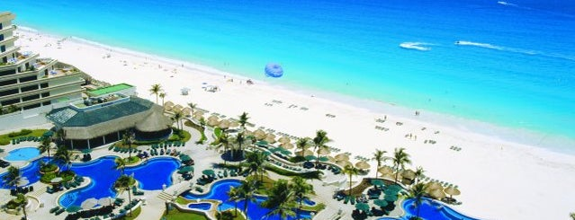 JW Marriott Cancun Resort & Spa is one of Rさんのお気に入りスポット.