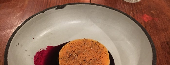 Restaurant Domestic is one of Juha's Top 100 Dining List.