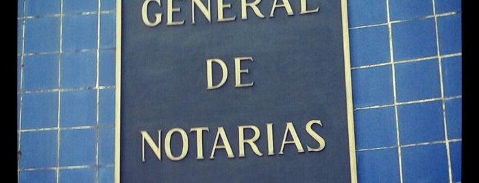 Archivo General de Notarías is one of Antes de que se nos pase.