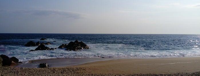 Bahía San Agustín is one of Tempat yang Disukai Daniel.