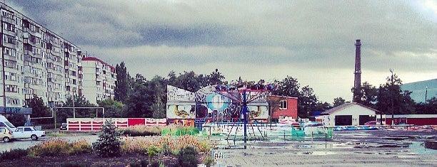 Кулешовка is one of Города Ростовской области.