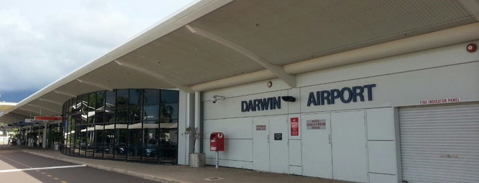 Darwin International Airport (DRW) is one of World AirPort.