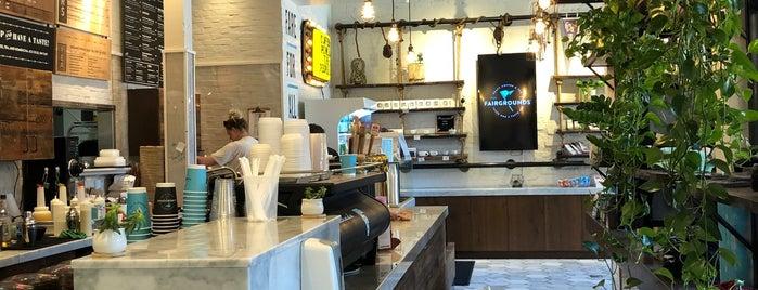 Fairgrounds Coffee & Tea is one of Twin Cities ToDo.