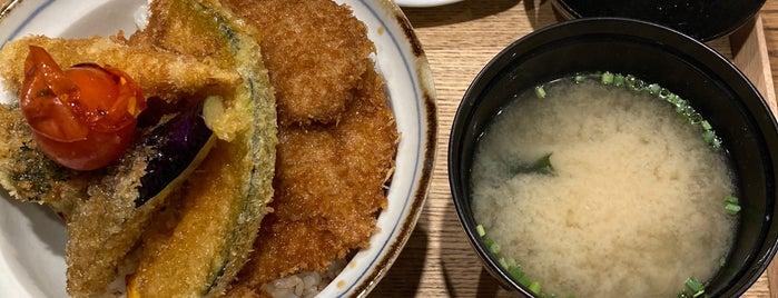 新潟カツ丼 タレカツ is one of Hideさんの保存済みスポット.