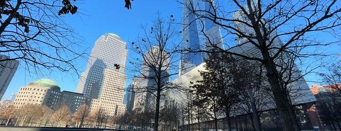9/11 Memorial South Pool is one of Posti che sono piaciuti a Will.