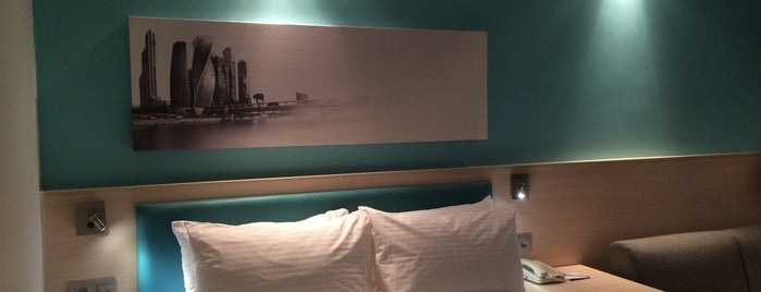 Hampton by Hilton is one of Posti che sono piaciuti a Сергей.