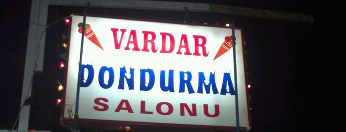 Vardar Dondurma is one of Lugares favoritos de Mennan.