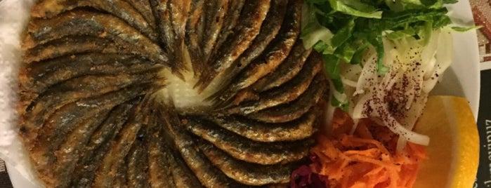 61 Hamsi Tava is one of Antalya.