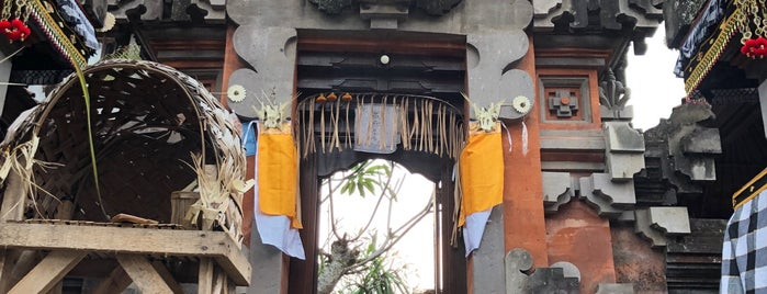 Jalan Hanoman (Hanoman St) is one of Enjoy Bali Ubud.