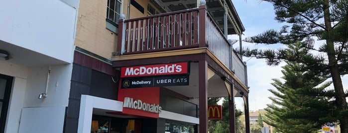 McDonald's is one of Sydney.