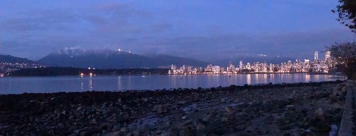 Trafalgar Beach is one of Vancouver.