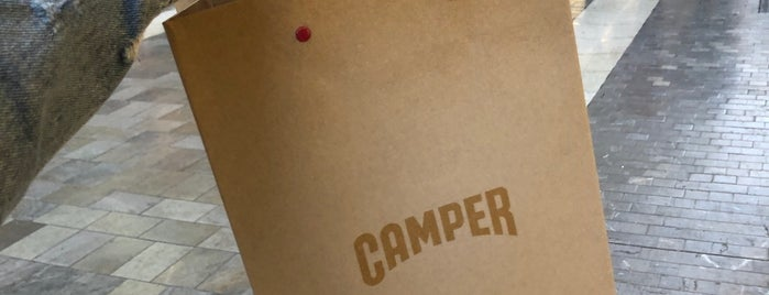 Camper is one of Agp.