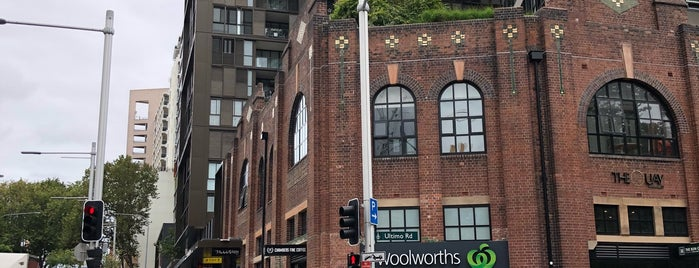 Woolworths is one of Sydney City,NSW.