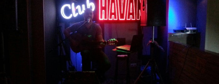 Havana Cafe & Bar is one of Top 10 favorites places in Adana.
