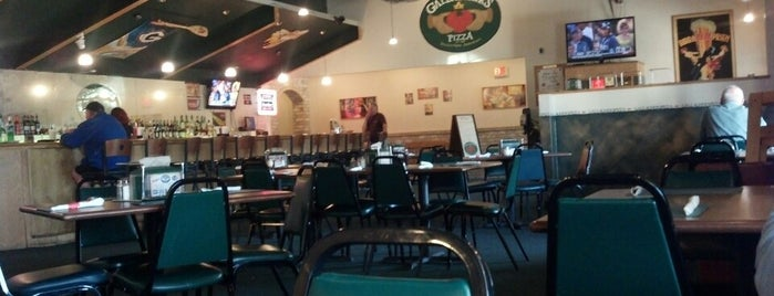 Gallagher's Pizza is one of Green Bay.