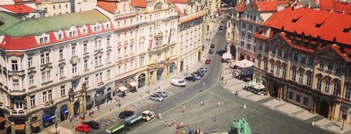 Staroměstské náměstí | Old Town Square is one of Prag.