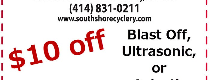 South Shore Cyclery Bicycle Shop & Museum is one of Lieux qui ont plu à Ferdinand.