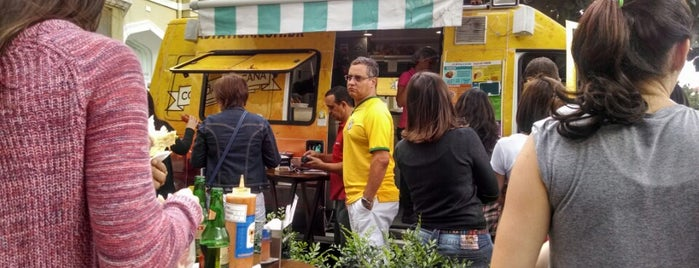 Moema Food Truck is one of Restaurantes.