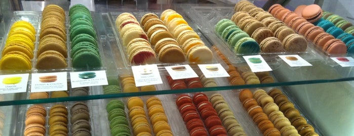 Macaron Parlour is one of USA NYC MAN UWS.