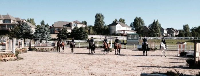 Colorado Horse Park is one of Orte, die Kristen gefallen.