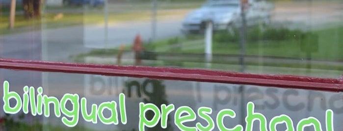 Amiguitos Bilingual Preschool is one of Orte, die Lisa gefallen.