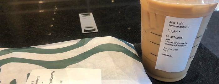 Starbucks is one of Tempat yang Disukai Alexa.