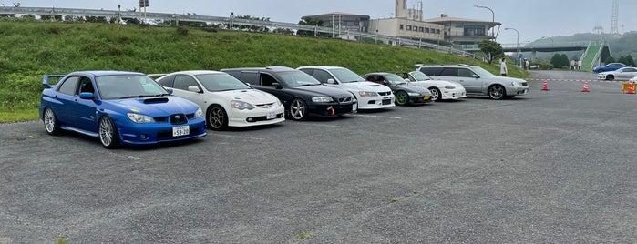 箱根ターンパイク 大観山駐車場 is one of Tempat yang Disimpan Z33.