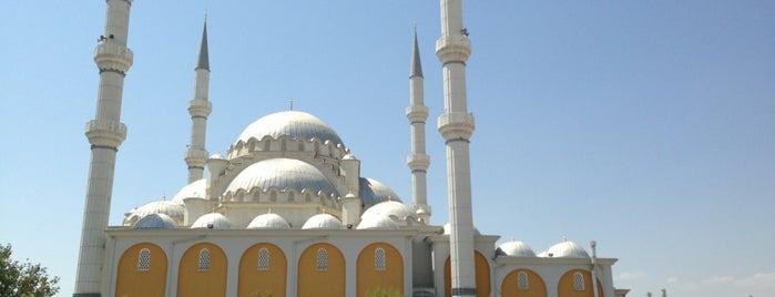 Büsan Sanayi Camii is one of Konya Karatay Mescit ve Camileri.