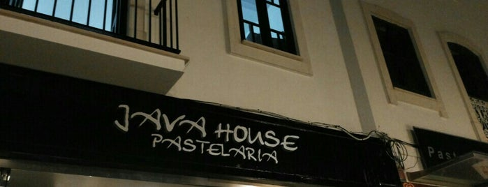 Java House Pastelaria is one of LIS/Peniche.