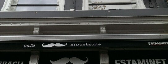 Café Moustache is one of Tempat yang Disukai Gordon.