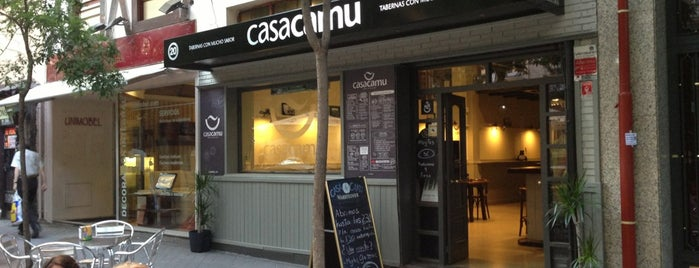 Casa Camu is one of MADRID.