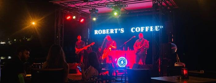 Roberts Coffee Kemer Moonlight is one of Antalya II.