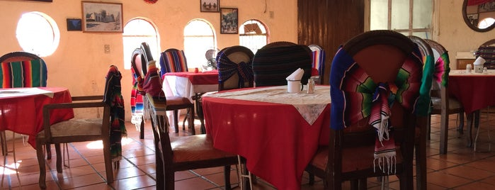 Restaurant El Herradero is one of Marco : понравившиеся места.