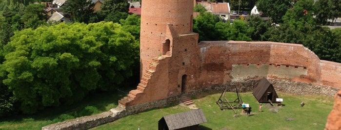 Zamek Książąt Mazowieckich w Czersku is one of Krzysztof 님이 좋아한 장소.